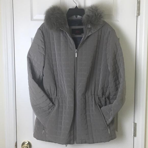 Jackets & Blazers - Mac coat with hood